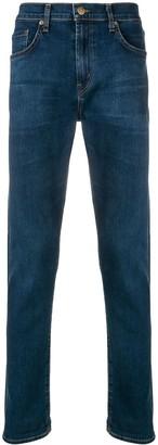 J Brand straight leg jeans