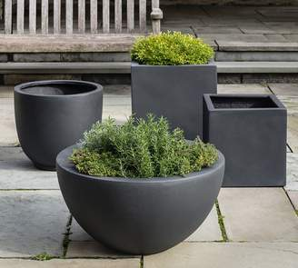 Pottery Barn Linde Planter Collection