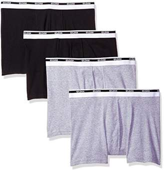 Gildan Men's 4-Pack Trunk Brief