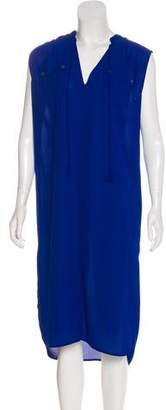 J.Crew J. Crew Sleeveless Midi Dress w/ Tags