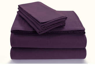 Tribeca Marwah Corporation Living Living Flannel 170-gsm Cotton Solid Extra Deep Pocket Twin Xl Sheet Set Bedding