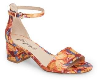 Free People Marigold Block Heel Sandal