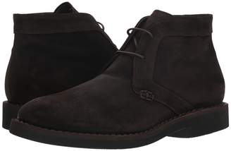 Canali Lace-Up Ankle Boot Men's Boots