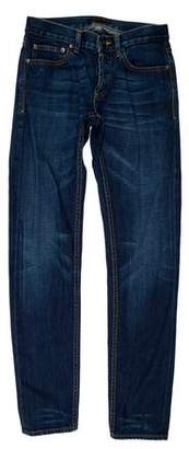 Burberry Five Pocket Skinny Jeans