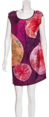 Jeremy Laing Sleeveless Silk Dress