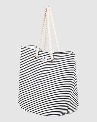 Roxy Sunseeker 30L Straw Beach Bag