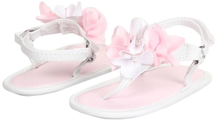 Designer's Touch Estelle (Infant) (White) - Footwear