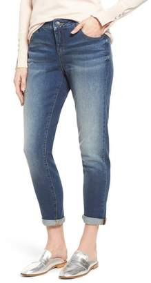 SLINK Jeans Rolled Boyfriend Jeans