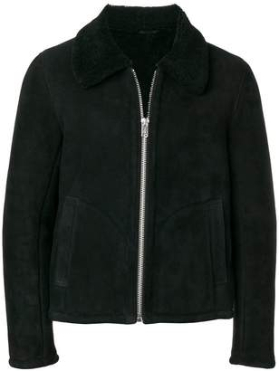 YMC shearling jacket