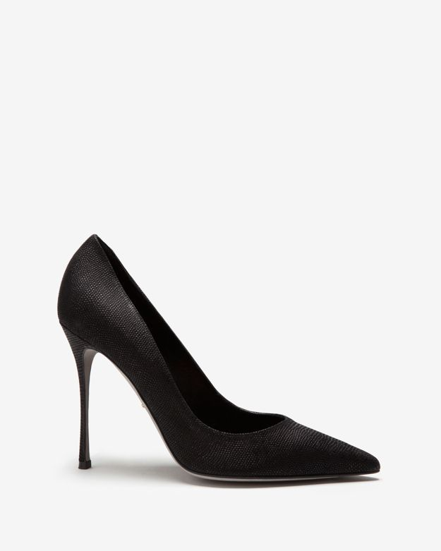 Godiva Piper Pointy Toe Pump: Black