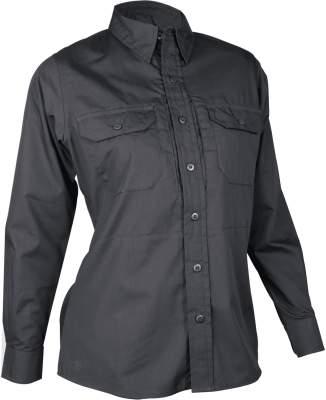 Tru Spec 24-7 SHIRT; LADIES LIGHTWEIGHT LONG SLEEVE 65/35 P/C R/S DRESS