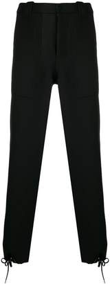 Oamc military style trousers