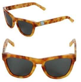 Westward Leaning Pioneer 53MM Tortoise Sunglasses