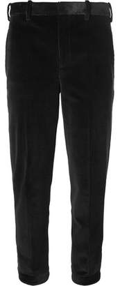 Neil Barrett Slim-Fit Stretch Cotton-Blend Corduroy Trousers