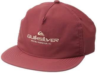 Quiksilver Originator Snapback Baseball Caps
