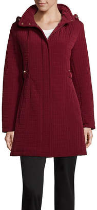 MISS GALLERY Miss Gallery Quilted Lightweight Quilted Jacket