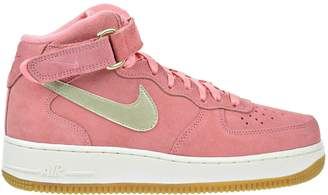 Nike Force 1 '07 MID Seasonal Womens Basketball-Shoes 818596-800_8.5