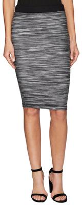 Ashby Intarsia Pencil Skirt