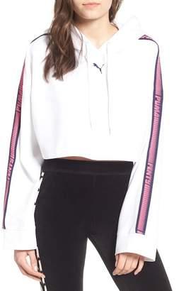 Puma FENTY by Rihanna Hooded Crop Sweatshirt