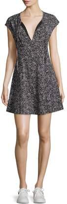 Bailey 44 Women's Printed Woven Mini Dress