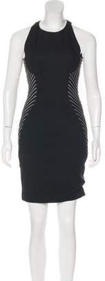 Cushnie et Ochs Embellished Bodycon Dress