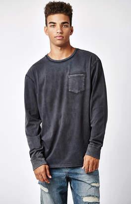 PacSun Regal Long Sleeve Regular Pocket T-Shirt