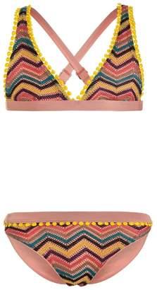 Scotch R'Belle Colorful Lace Bikini
