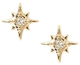 Banana Republic Starburst Stud Earrings