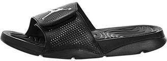 Jordan Nike Men's Hydro 5 Black/White/Cool/Grey Sandal 8 Men US