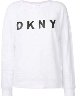 DKNY logo tee
