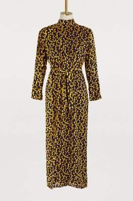 Roseanna Candy silk dress