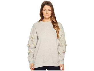 See by Chloe Sweatshirt with Rope Detail Women's Sweatshirt