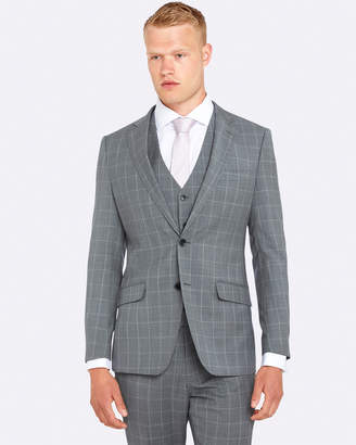 Oxford New Hopkins Wool Mohair Suit Set