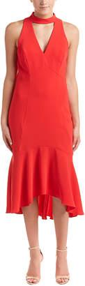 Amanda Uprichard Valentina Midi Dress