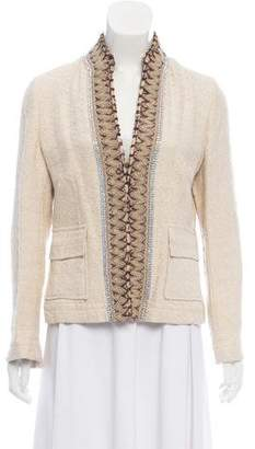 Dolce & Gabbana Bead-Embellished Evening Jacket