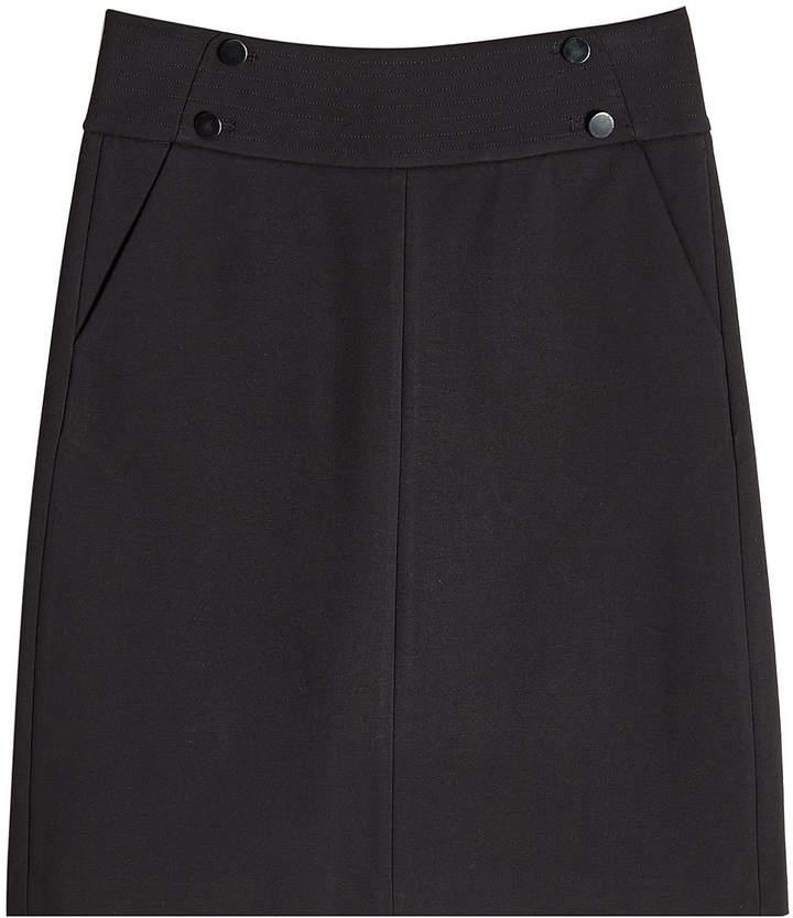Steffen Schraut Fitted Skirt