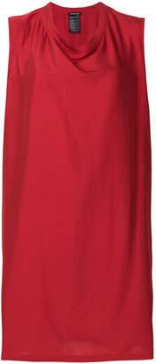 Ann Demeulemeester T-shirt shift dress