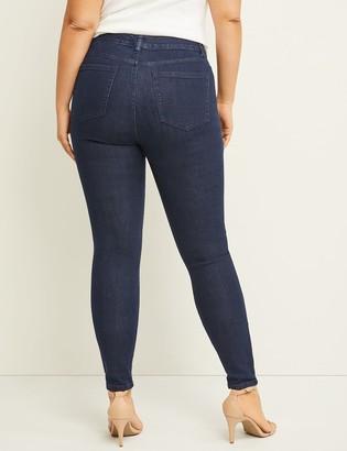 Lane Bryant Essential Skinny Jean - Rinse Dark Wash