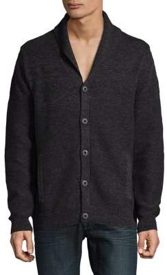 Tommy Bahama Shawl Collar Cotton Cardigan