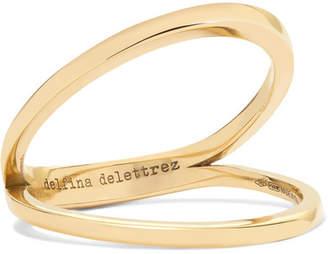 Delfina Delettrez 18-karat Gold Ring