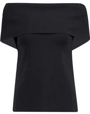 Osman Off-The-Shoulder Jersey Top