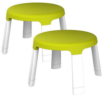 ORIBEL Forest Friends Portaplay Activity Centre Two-Piece Child Stools