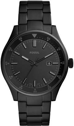 Fossil Belmar 3-Hand Date Stainless Steel Bracelet Watch