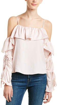Do & Be DO+BE Do+Be Ruffle Top