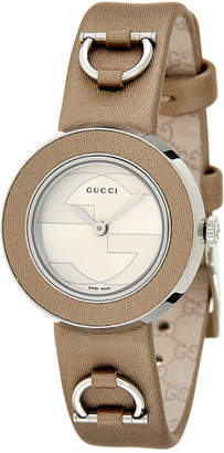 Gucci Women's Leather Watch