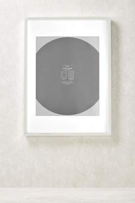 Next Poster Frame - Silver