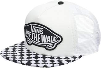 bdf5bfebc2d Vans Vans Apparel Women s Beach Trucker Hat Baseball Cap