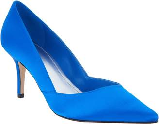 Marc Fisher Suede or Satin Pumps - Tuscany