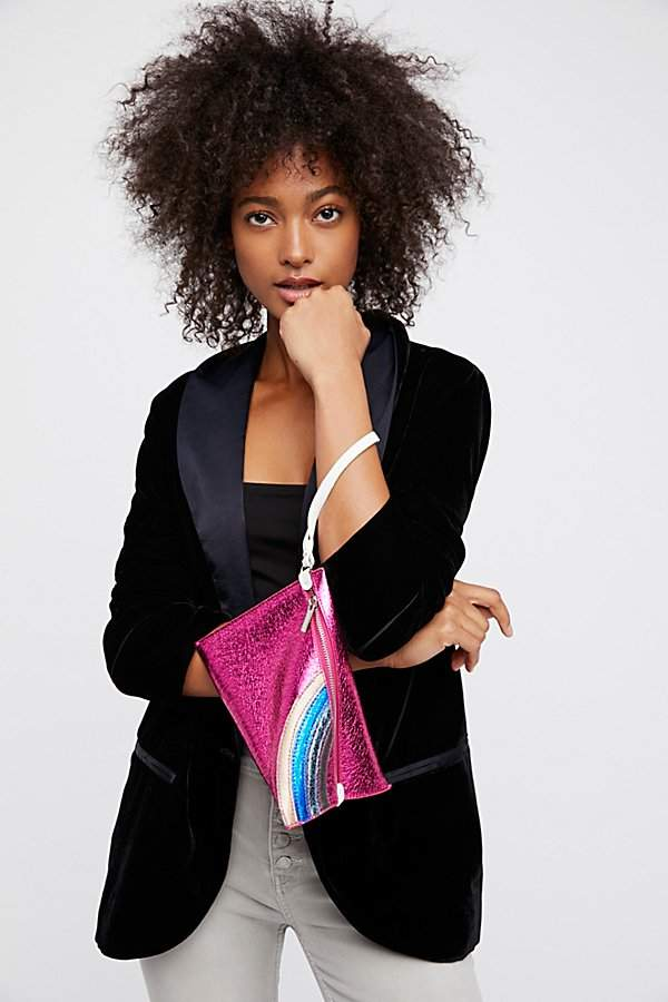 Spectrum Coin Pouch by Free People
