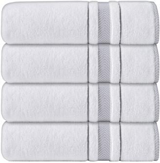 Enchante Home Enchasoft 4Pc Bath Towel Set